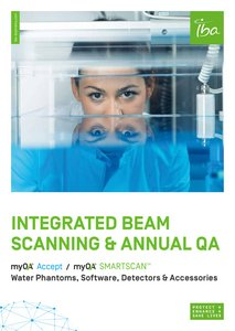 IBA Dosimetry Brochure Integrated Beam Scanning & Annual QA