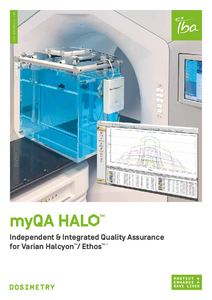 iba dosimetry myqa halo package varian halycon brochure download