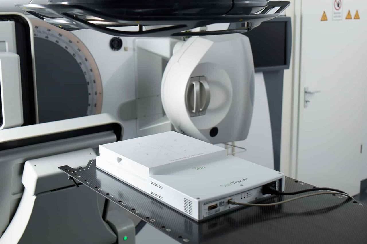 IBA Startrack Radiaton Therapy Product Gallery Image