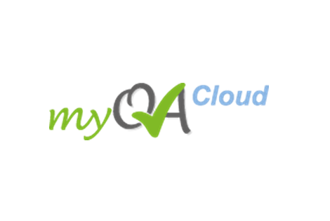 IBA Dosimetry myQA Cloud Logo