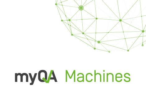 IBA Dosimetry myQA Machines Logo