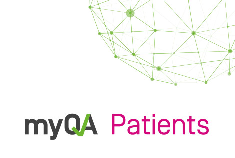 IBA Dosimetry myQA Patients Logo