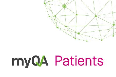 IBA Dosimetry myQA Patients Logo