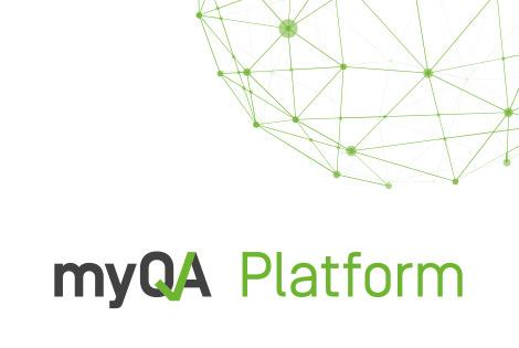 IBA Dosimetry myQA logo
