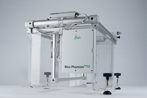 IBA Dosimetry Radiation Product Blue Phantom Helix Preview