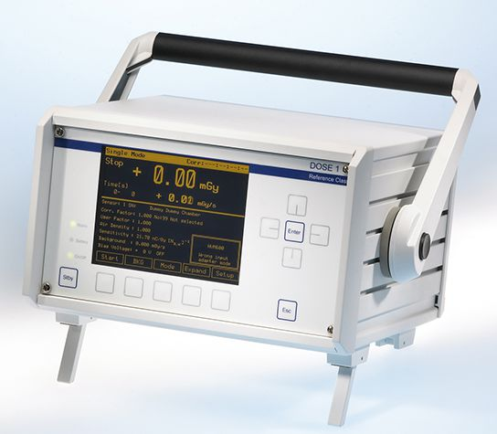 IBA Dosimetry Radiation Product Dose 1 overview