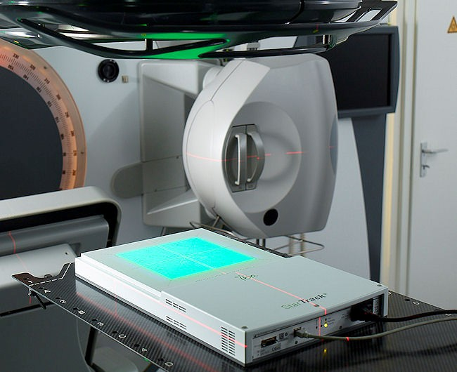 IBA Dosimetry Radiation Product StarTrack