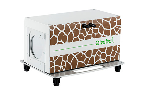IBA Dosimetry Product Proton Giraffe preview