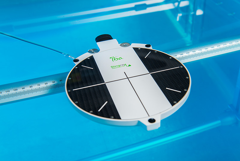 IBA Dosimetry Stingray Product Top