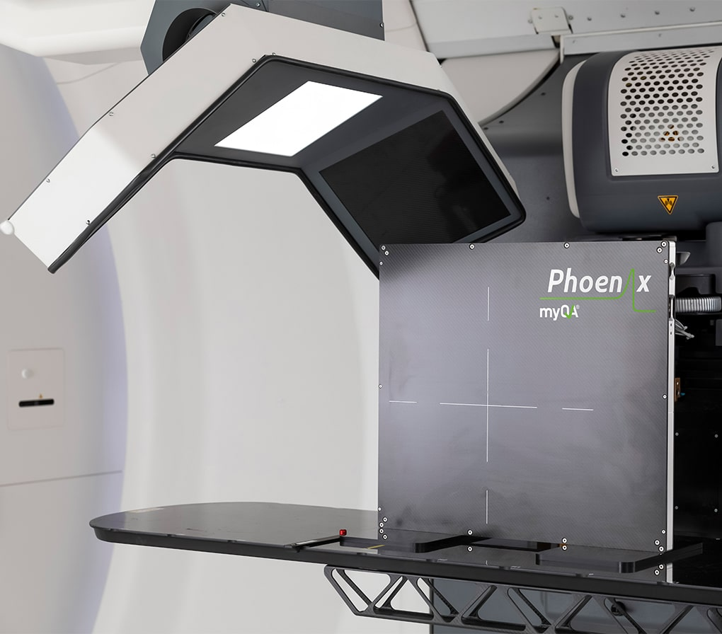 IBA Dosimetry Proton Therapy myQA Phoenix Product Gallery