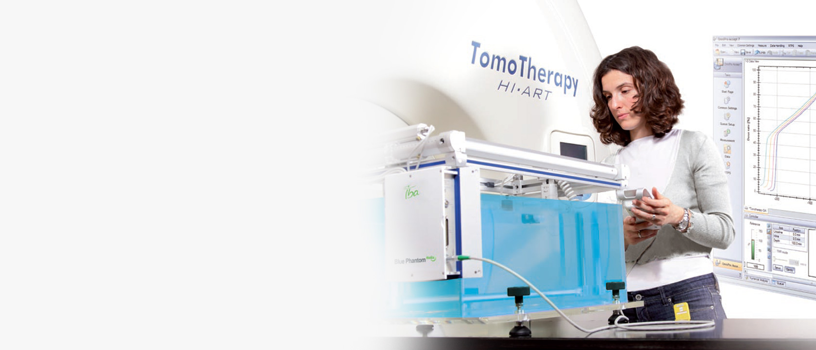 IBA Dosimetry Solutions for Tomotherapy
